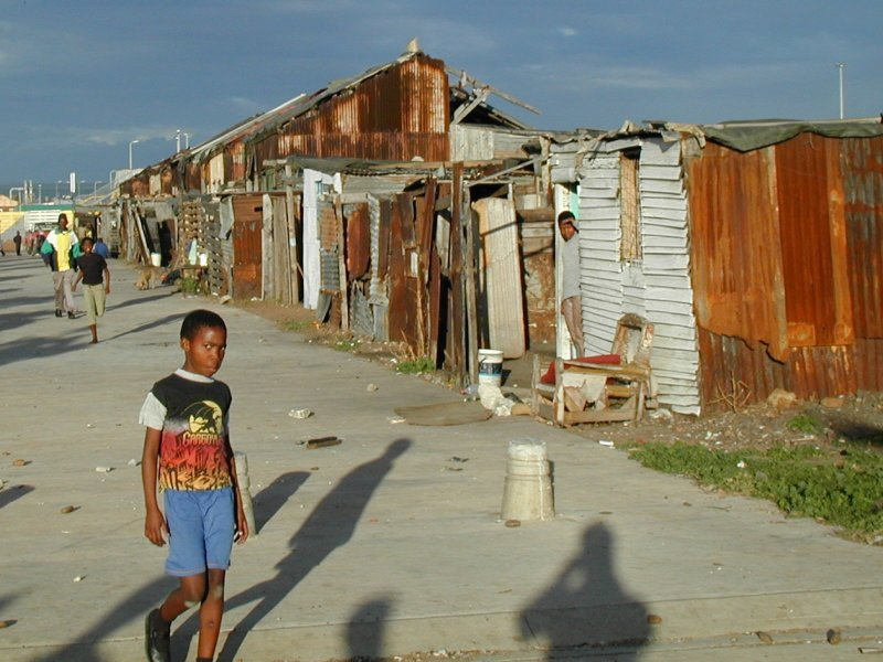 essays on poverty in south africa