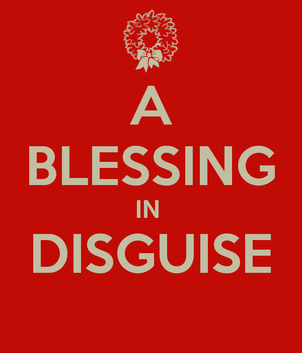story on blessing in disguise